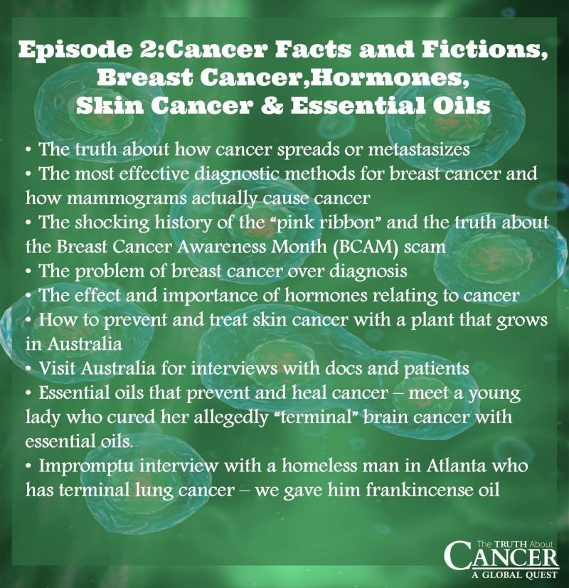 Truth About Cancer Episode Three