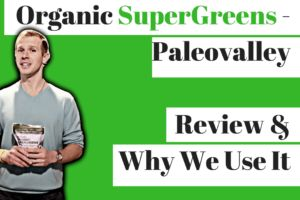 Organic Supergreens Paleovalley