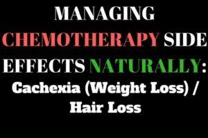 Cachexia Hair Loss