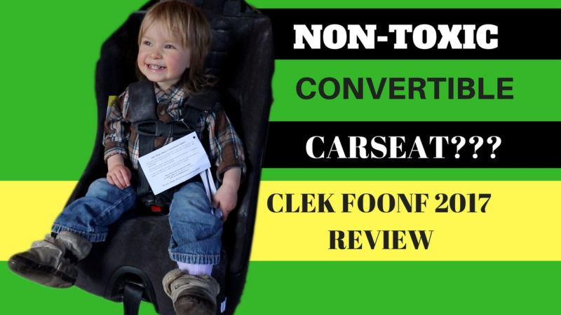 non toxic convertible car seat